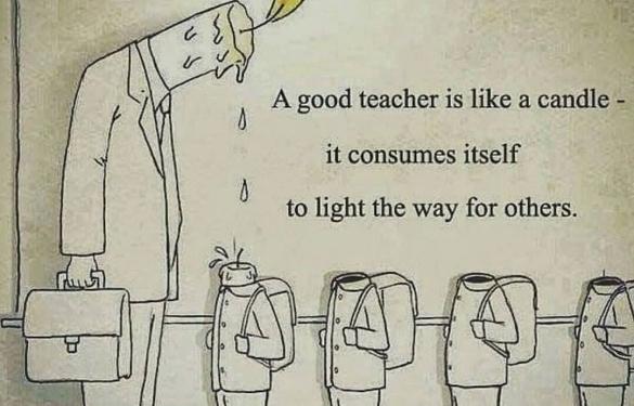 Öğretmenin Gücü